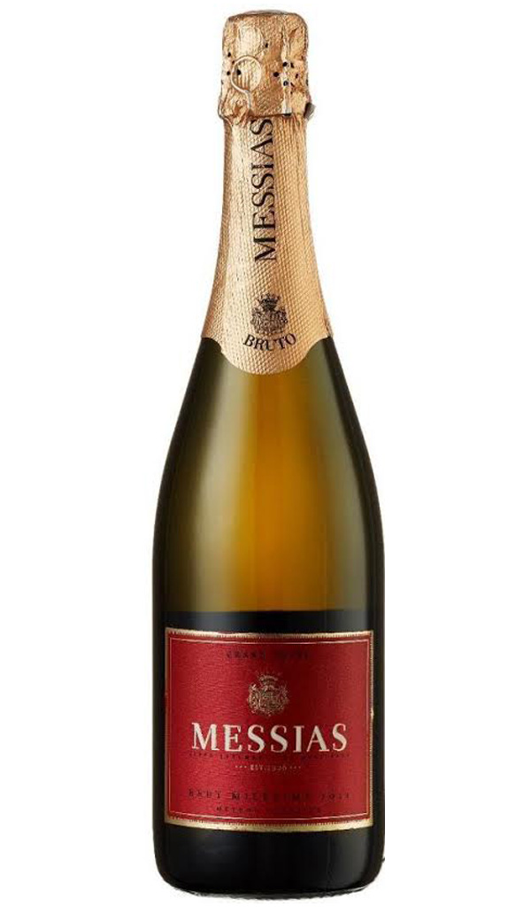 Messias Brut Milésime Grand Cuveé Branco Bruto 2014