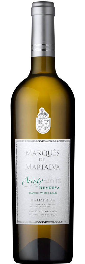 Marquês de Marialva Arinto Reserva Branco 2016