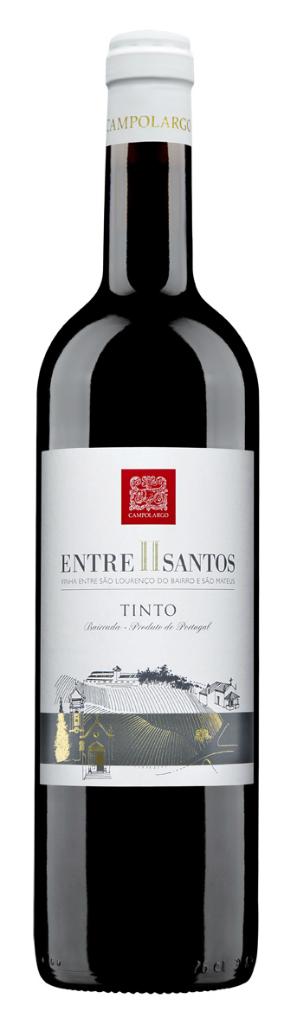 Entre II Santos Tinto 2012