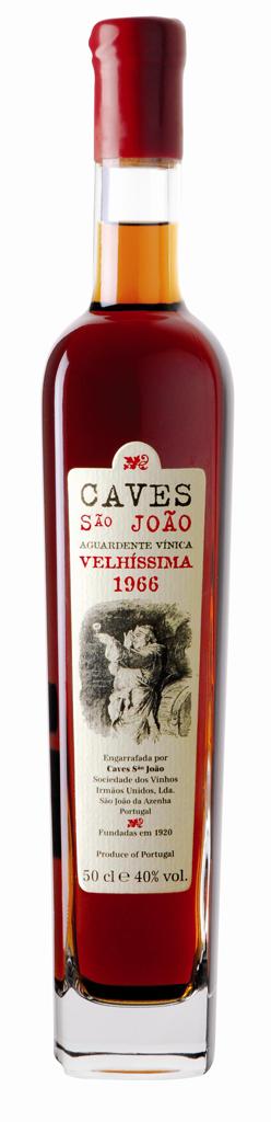 Caves São João Velhíssima 1966