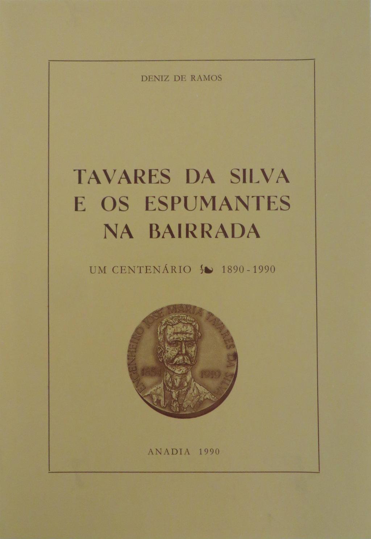 Tavares da Silva e os Espumantes na Bairrada