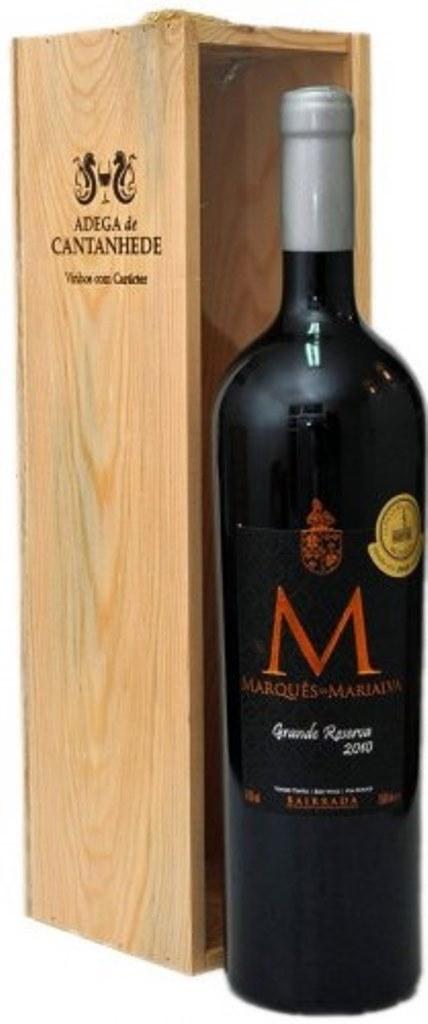 Marquês de Marialva Grande Reserva Tinto 2011 Magnum
