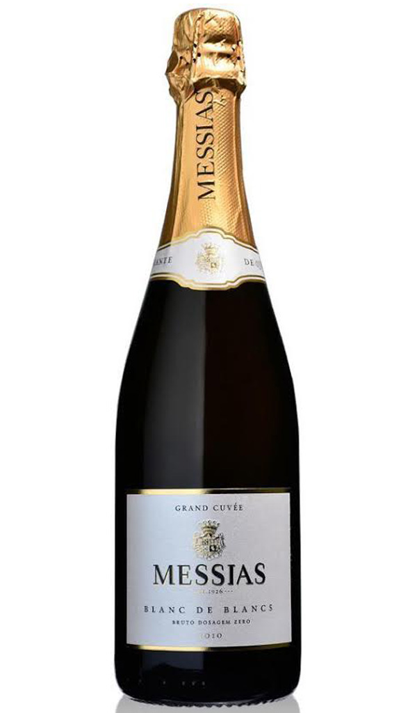 Messias Blanc de Blancs Branco Bruto 2011