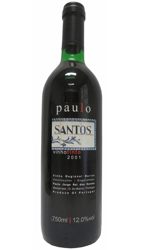 Paulo Santos Tinto 2001