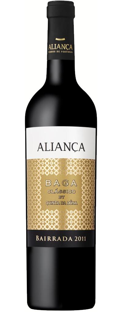 Aliança Baga Clássico By Quinta da Dona Tinto 2014