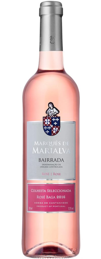 Marquês de Marialva Vinho Rosé 2017